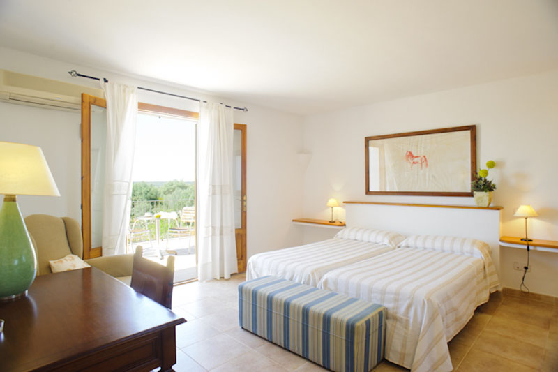 Schlafzimmer Finca Mallorca 12 Personen PM 6064