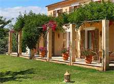 Terrasse Ferienhaus Mallorca 12 Personen PM 6064