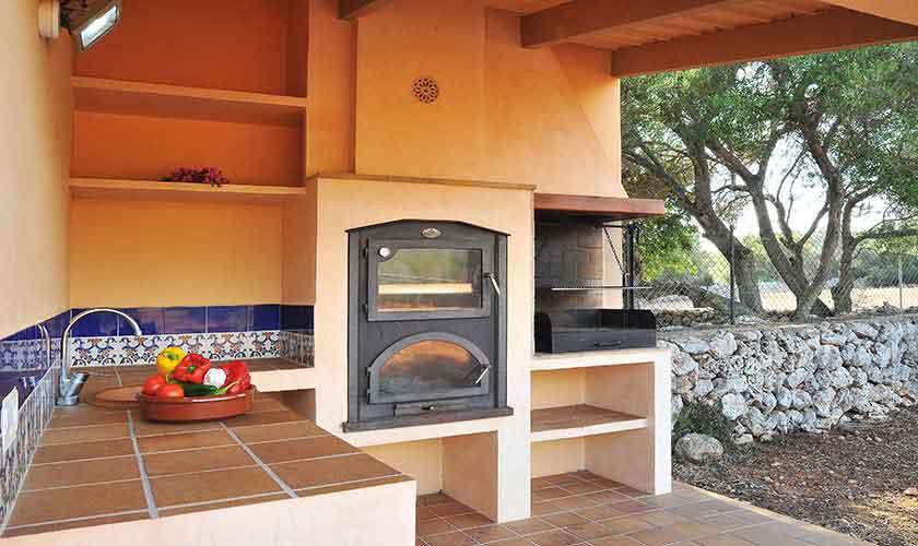 Grillplatz Finca Mallorca PM 6071