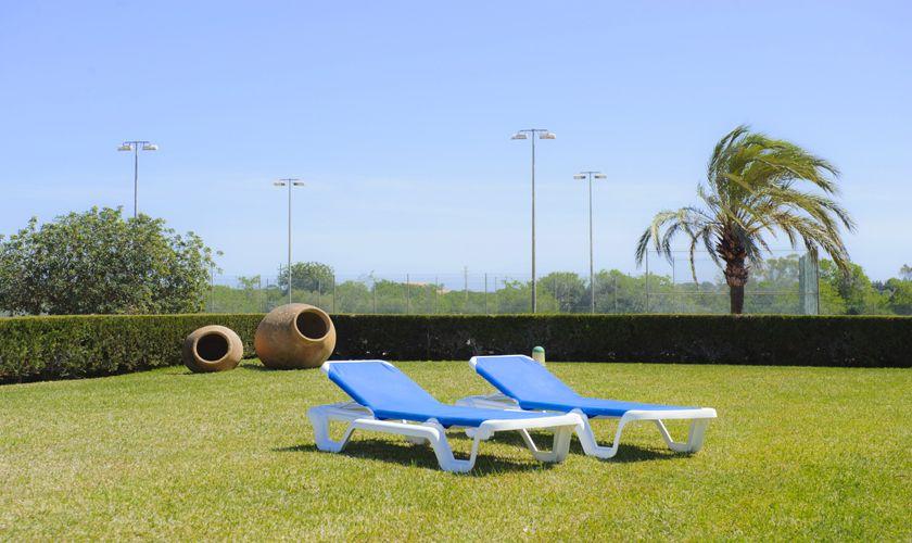 Garten Finca Mallorca Südosten PM 6071