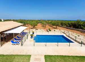Pool und Luxusfinca Mallorca PM 6075