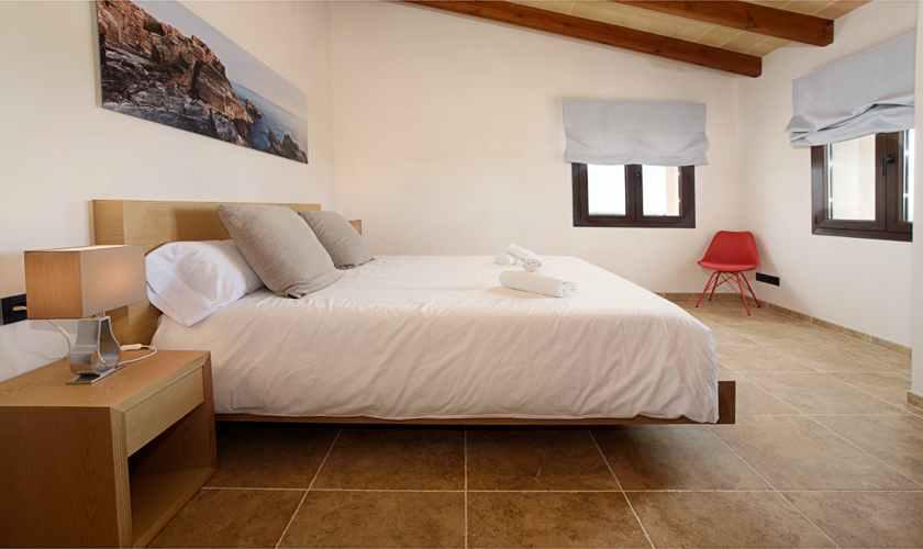 Schlafzimmer Finca Mallorca 8 Personen PM 6075