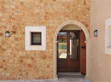 Eingang Finca Mallorca Südosten PM 6076