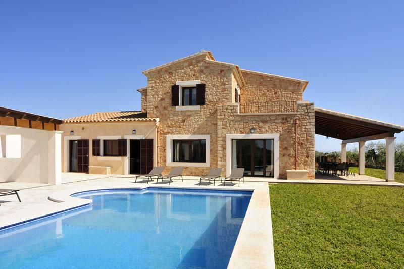 Pool und Finca Mallorca Südosten PM 6076