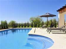 Poolblick Villa Mallorca Südosten PM 6076