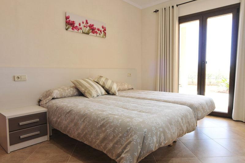Schlafzimmer Finca Mallorca Südosten PM 6076