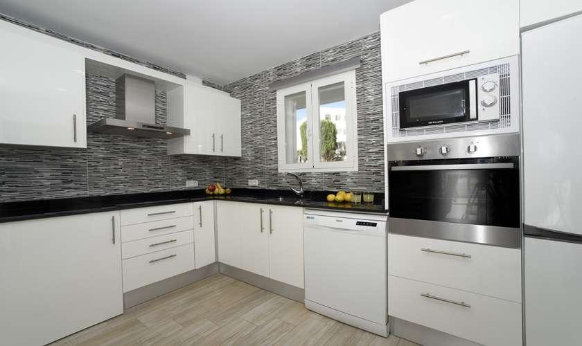 Küche Ferienwohnung Mallorca 4 Personen PM 6078