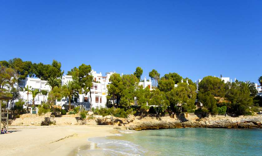 Der Strand Ferienwohnung Mallorca 4 Personen PM 6078
