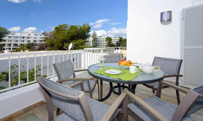 Terrasse Ferienwohnung Mallorca PM 6078
