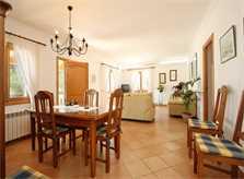 Essplatz Ferienvilla Mallorca mit Pool PM 6079