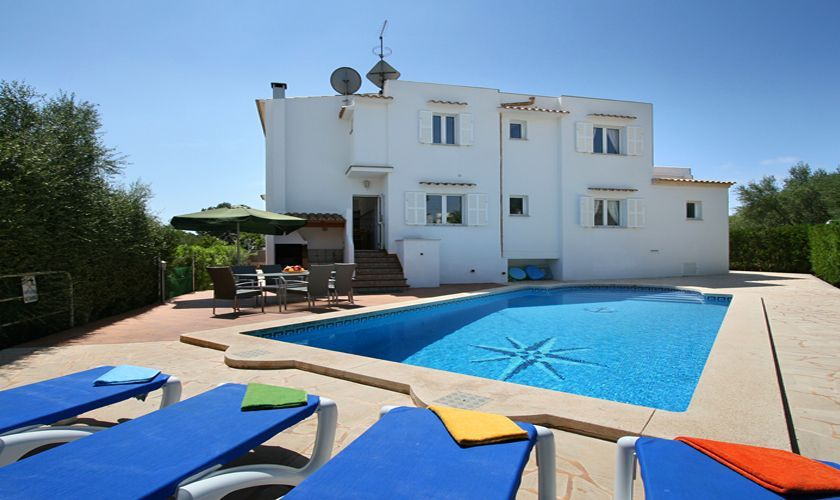 Pool und Villa Mallorca mit Pool PM 6079