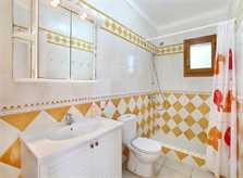 Badezimmer Ferienhaus Mallorca PM 6081