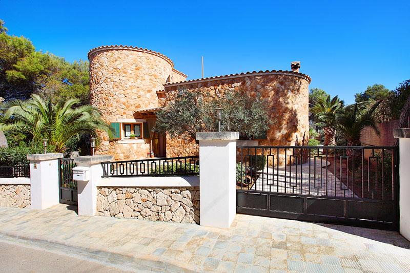 Front Villa Mallorca Südosten PM 6081