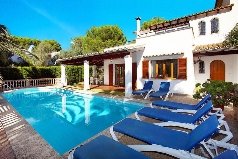 Pool Villa Mallorca Südosten Porto Petro PM 6082