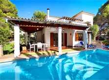 Pool und Villa Mallorca PM 6082