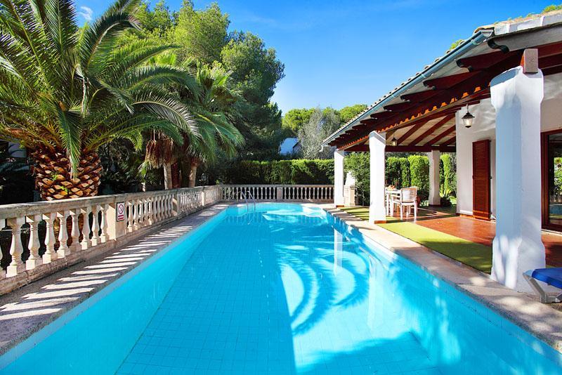 Pool und Villa Mallorca Porto Petro PM 6082