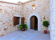 Patio Luxusfinca Mallorca Südosten PM 6086