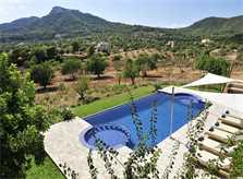 Poolblick Luxusvilla Mallorca Südosten PM 6086