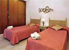 Schlafzimmer Luxusfinca Mallorca Südosten PM 6086