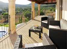 Terrasse Villa Mallorca Südosten PM 6086