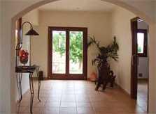 Eingangshalle Ferienfinca Mallorca Südosten PM 608