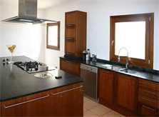 Küche Finca Mallorca Südosten PM 608