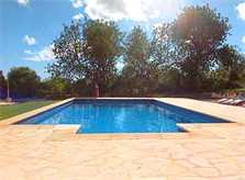 Poolblick Finca Mallorca im Südosten PM 608
