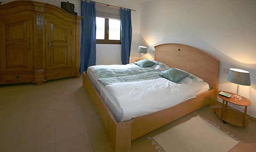 Schlafzimmer Finca Mallorca Südosten PM 608