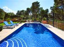 Pool der Finca Mallorca in Strandnähe Südosten PM 6090