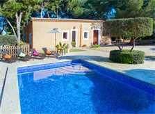 Pool und Ferienhaus Mallorca Südosten PM 6090