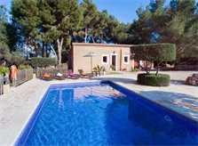 Pool und Finca Mallorca Südosten PM 6090