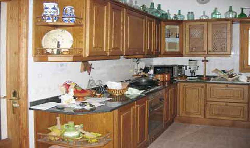 Küche Finca Mallorca 4 Personen PM 611