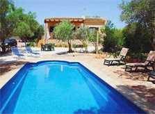 Pool und Finca Mallorca 4 Personen PM 611