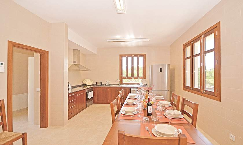 Esstisch Villa Mallorca 10 Personen PM 6140