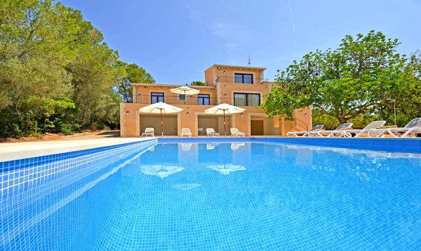 Pool und Ferienfinca Mallorca PM6140