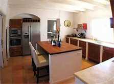 Küche Finca Mallorca Ostküste PM 630