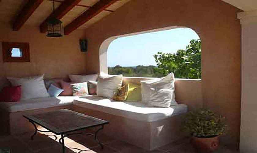 Lounge Finca Mallorca Ostküste PM 630