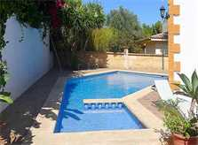 Pool und Villa Portocristo Mallorca PM 6346