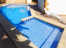 Poolblick Villa Portocristo Mallorca PM 6346
