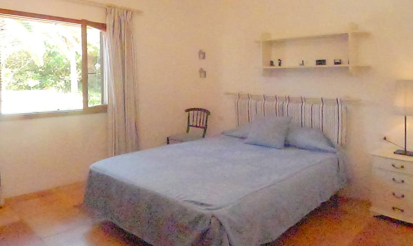 Schlafzimmer Ferienvilla Portocristo Mallorca PM 6346