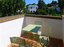 Obere Terrasse Ferienhaus Mallorca Portocristo PM 6346