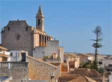 Blick Ferienwohnung Mallorca Santanyi für 4 Personen PM 6432