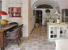Küche Ferienhaus Mallorca Santanyi PM 644 für 6 Personen