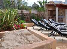 Patio Ferienhaus Mallorca Santanyi PM 644 für 6 Personen