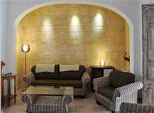 Wohnraum Ferienhaus Mallorca Santanyi PM 644 für 6 Personen