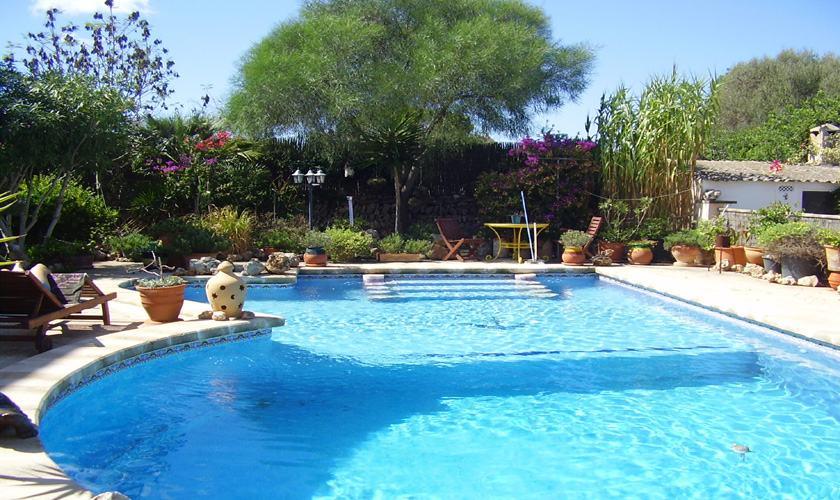ferienhaus mallorca f r 2 personen cala santanyi gro er privater pool. Black Bedroom Furniture Sets. Home Design Ideas