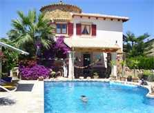 Pool und Ferienhaus Mallorca Cala Santanyi 2 Personen PM 647