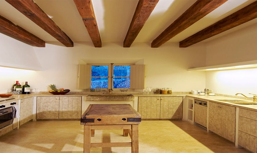 Küche Finca Mallorca Südosten PM 650
