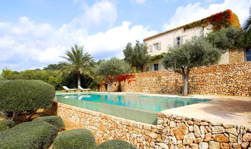 Pool und Ferienfinca Mallorca PM 650
