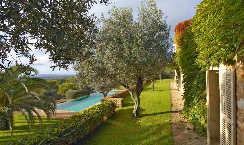 Pool und Finca Mallorca PM 650